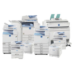 Copiers & Printers